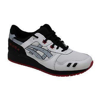 ASICSTIGER Gel-Lyte III Men's Running Shoes, White/Piedmont Grey, 11 M US