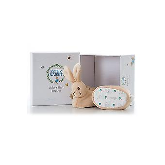 Peter Rabbit Eerste Booties Gift Set