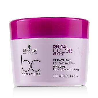 Bc bonacure p h 4.5 color freeze treatment (for coloured hair) 232310 200ml/6.7oz