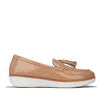 Chaussures Femmes-apos;s Fit Flop Paige Mocassin Chaussures en brun