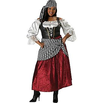 Pirate's Wench Adult Plus Size Costume