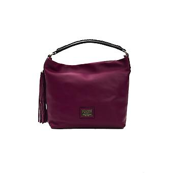 Shoulder bag Bordeaux Pompei Donatella Woman