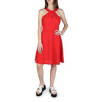 Woman armani exchange elastane dress ae13431