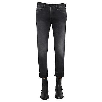 Pence 1979 Ricos74293d511vinusra Men's Black Cotton Jeans