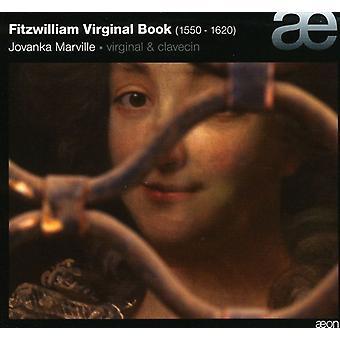 Jovanka Marville - Fitzwilliam jomfruelige bog [CD] USA import