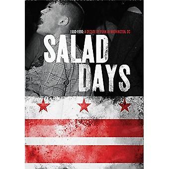 Salad Days: Decade of Punk in Washington Dc [DVD] USA import