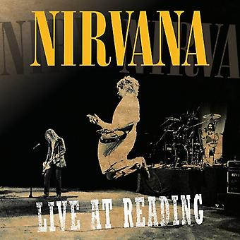 Nirvana - Live at Reading [Vinyl] USA import