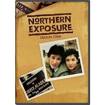 Northern Exposure - Northern Exposure: Season 4 [DVD] USA Import