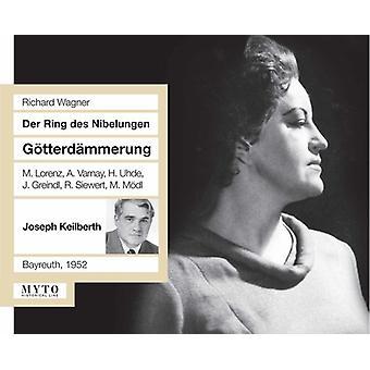 Josef Keilberth & Max Lorenz - Richard Wagner: G Tterd Mmerung [CD] USA import
