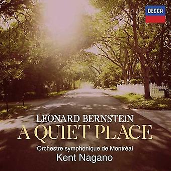 Bernstein / Nagano / Boyle / Kaiser - Quiet Place [CD] USA import
