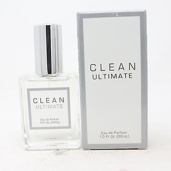 Ultimate von Clean Eau De Parfum 1oz/30ml Spray Neu mit Box