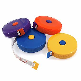 Bright Retractable Tape Measure Cracker Filler Gift