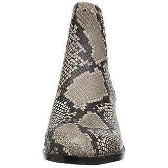 Steve Madden mujeres conspirecuero almendra dedo del dedo del dedo tobillo botas de moda