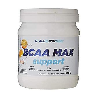 BCAA Max Support, Orange 500 g