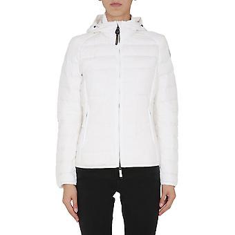 Parajumpers Pwjcksl35p37505 Dames's Witte Nylon Down Jacket