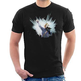 Ed Sheeran vid Fusion Festival 2015 mäns T-Shirt