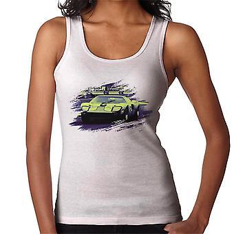 Motorsport Images Ford GT40 Ickx Oliver Women's Vest