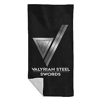 Game Of Thrones Got Valyrian Steel Beach Serviette