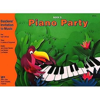 Piano Party by Jane Smisor Bastien