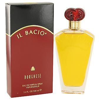 Il Bacio Eau De Parfum Spray By Marcella Borghese 100Ml