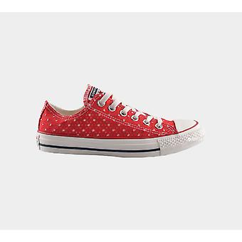Converse Ctas Ox 160517C Gym Red Womens Chaussures Bottes