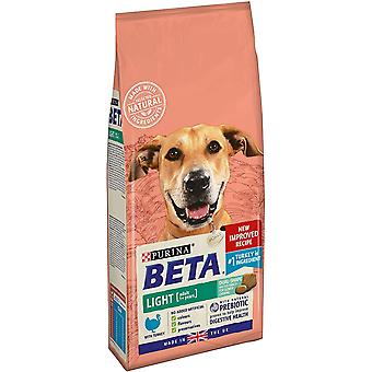 Beta Light Tyrkiet - 2 kg