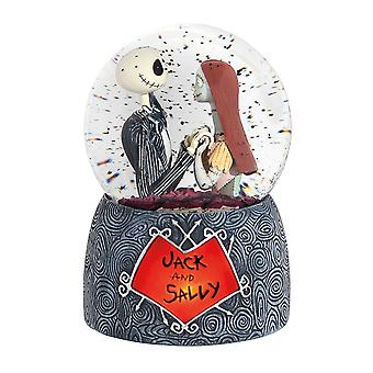 The Nightmare Before Christmas Snow Globe