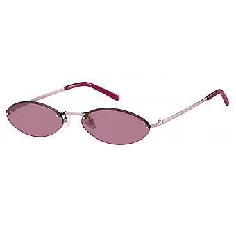 Sunglasses Women's Semi-Lined Pink