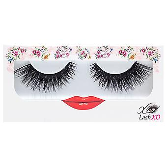 Lash XO Premium False Eyelashes - Quixotic - Natural yet Elongated Lashes