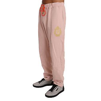 Brown Bumbac Pulover Pantaloni Trening BIL1003-1