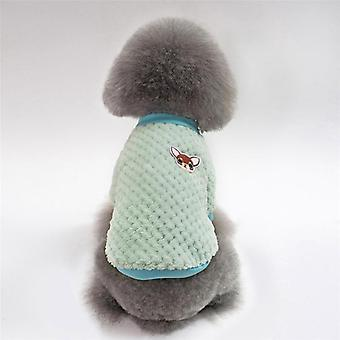 Cartoon Hoodie Coat Coat Winter Clothes For Ropa Perro French Bulldog Pet