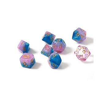 Baby Gummies Polyhedral Dice Set - Sirius Dice