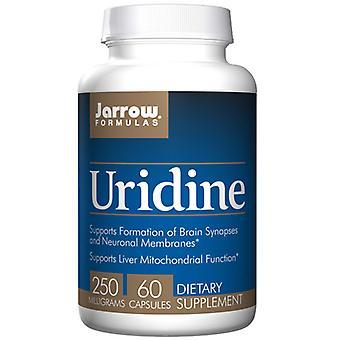 Jarrow Formler Uridin, 250 mg, 60 Kepsar
