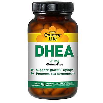 Vita di campagna DHEA, 25 mg, 90 caps