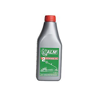 ALM Manufacturing OL202 2 Stroke Oil 1 Litre ALMOL202