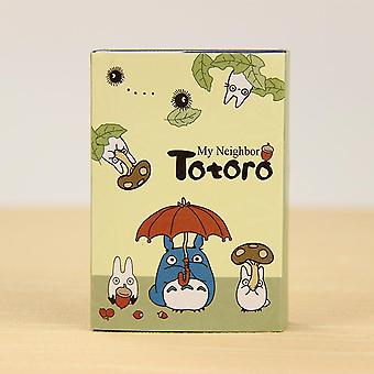 Totoro Melody 6-folding Memo Pad Sticky Notes Memo For Notepad Bookmark Gift Stationery