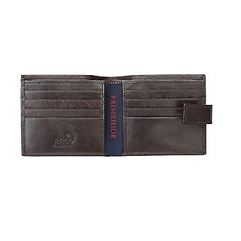 Primehide Premium Mens Leather Wallet RFID Blocking Gents Card Holder 5401