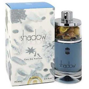 Ajmal Shadow De Ajmal Eau De Parfum Spray 2.5 Oz (bărbați) V728-550637