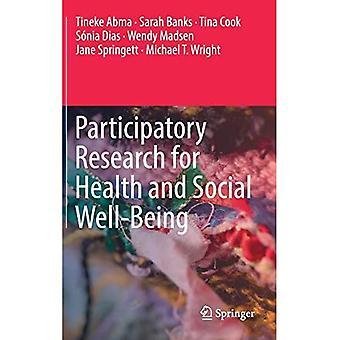 Pesquisa Participativa para Saúde e Bem-Estar Social