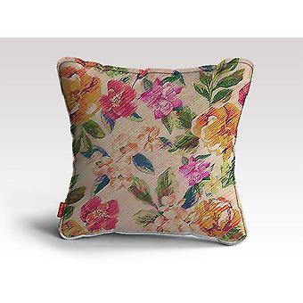 Pintura de flores 3 almofada/travesseiro
