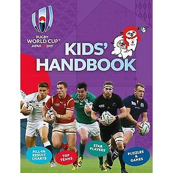 Rugby World Cup Japan 2019 Kids' Handbook