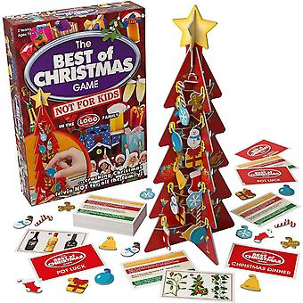 The Best of Christmas Game, Not For Kids - Logo (ENG)