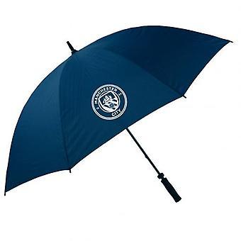 Manchester City Golf paraply enkelt baldakin