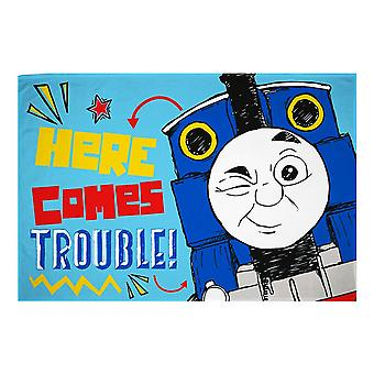 Thomas The Tank Engine Sketchbook Kids Fleece Blanket