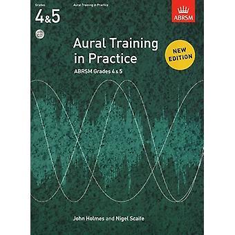 Treinamento Aural na Prática, ABRSM Notas 4 e 5, com CD