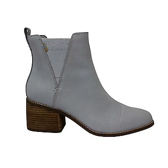 Toms Esme Glacier Grey Leather Pull On Womens Block Heel Boots 10014160 Toms Esme Glacier Grey Leather Pull On Womens Block Heel Boots 10014160 Toms Esme Glacier Grey Leather Pull On Womens Block Heel Boots 10014160 Toms