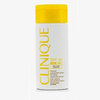 Loção de protetor solar mineral para fps corporal 30 fórmula de pele sensível 203972 125ml/4oz