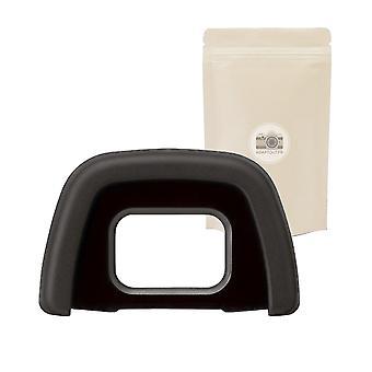 Dk23 rubber eyecup for nikon viewfinder type dk-23 - adaptout french brand