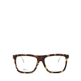 Dior MYDIORO1 havana unisex eyeglasses