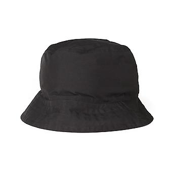 Norse Projects Gore Tex Bucket Hat - Black